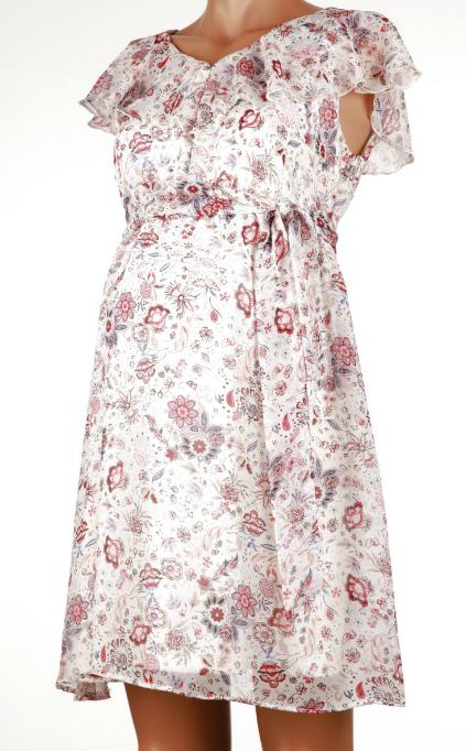 5e59d811 Delicate zwiewna sukienka ciążowa i do karmienia